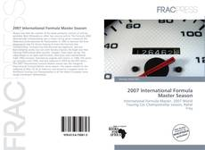 Обложка 2007 International Formula Master Season