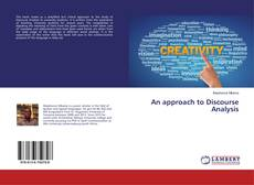 Bookcover of An approach to Discourse Analysis