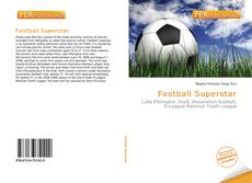 Football Superstar kitap kapağı