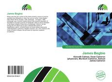 Bookcover of James Begbie