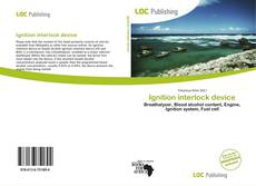 Portada del libro de Ignition interlock device