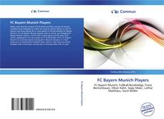 Capa do livro de FC Bayern Munich Players