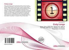 Capa do livro de Cody Longo
