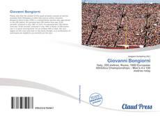 Giovanni Bongiorni kitap kapağı