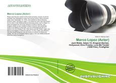 Capa do livro de Marco Lopez (Actor)