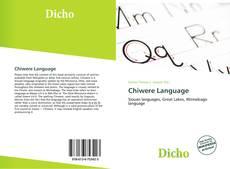 Chiwere Language的封面