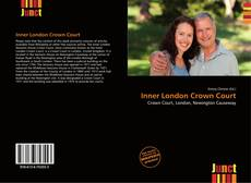 Bookcover of Inner London Crown Court