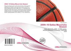 Обложка 2009–10 Dallas Mavericks Season