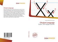 Обложка Chulym Language