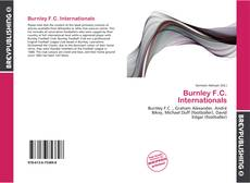 Bookcover of Burnley F.C. Internationals