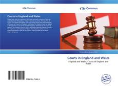 Portada del libro de Courts in England and Wales