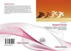 Buchcover von Angelo Carosi