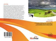 Buchcover von Jim Falk
