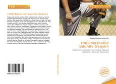 Bookcover of 1988 Nashville Sounds Season