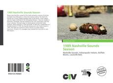 Bookcover of 1989 Nashville Sounds Season
