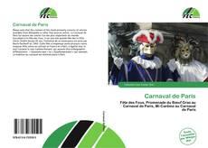 Bookcover of Carnaval de Paris