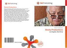 Bookcover of Desilu Productions