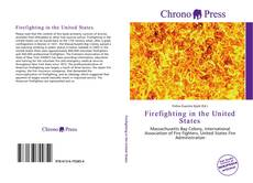 Bookcover of Firefighting in the United States
