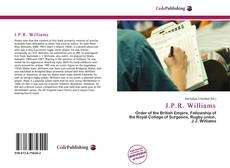 Portada del libro de J.P.R. Williams