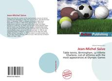 Bookcover of Jean-Michel Saive