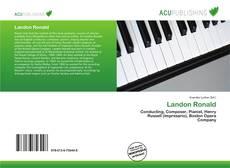 Обложка Landon Ronald