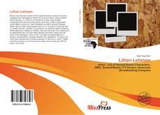 Lillian Lehman kitap kapağı