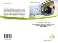 Bookcover of Chrysler Horizon