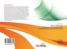 Bookcover of Clan Stewart