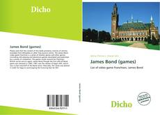 Portada del libro de James Bond (games)