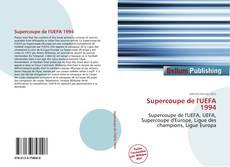 Couverture de Supercoupe de l'UEFA 1994