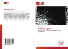 Portada del libro de Justicia Cynea
