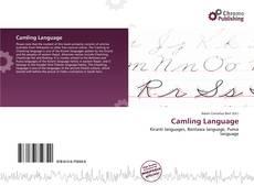 Capa do livro de Camling Language