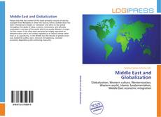 Couverture de Middle East and Globalization
