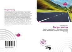 Capa do livro de Banger racing