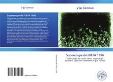 Portada del libro de Supercoupe de l'UEFA 1996