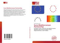 Bookcover of Euro-Mediterranean Partnership