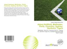 Capa do livro de Adam HettHett, Midfielder, Perth, Coventry, Sydney, Northern, Tigers