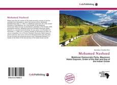 Bookcover of Mohamed Nasheed