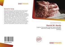 Обложка Daniel W. Hardy