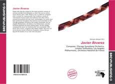 Bookcover of Javier Álvarez
