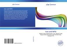 Capa do livro de Iran and WTO