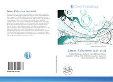 Capa do livro de James Robertson (activist)