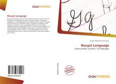 Bouyei Language kitap kapağı