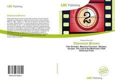 Clarence Brown的封面