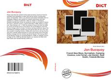 Bookcover of Jan Bucquoy