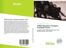 2008 Houston Cougars Football Team的封面