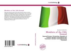 Couverture de Members of the 24th Seanad