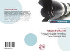 Buchcover von Alessandro Blasetti