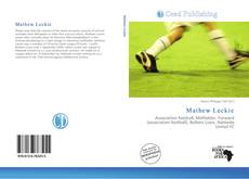 Buchcover von Mathew Leckie