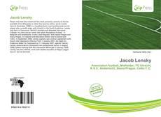 Bookcover of Jacob Lensky